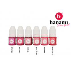 Hanami Rosse Lips SET