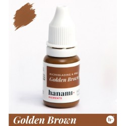 Pigment Hanami Golden Brown - Microblading